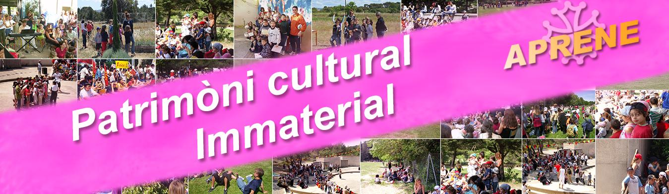 Patrimòni cultural immaterial