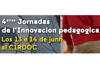 4enas jornadas de l'innovacion pedagogica