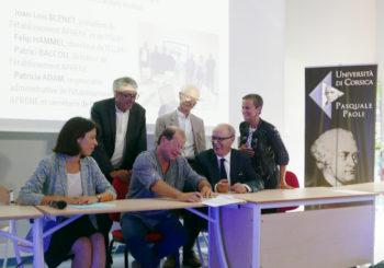 Un partenariat ISLRF – ESPE de Corse pour la formation des maîtres des réseaux immersifs